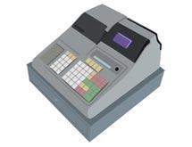 caisse enregistreuse pour magasin