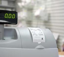 caisses enregistreuses