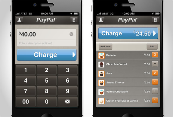 Paypal part à la conquête des magasins physiques