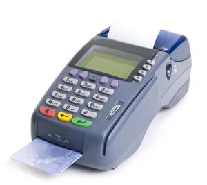 Le terminal de paiement électronique à la loupe