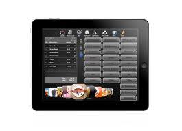 tablette tactile pour terminal de paiement